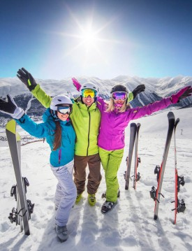 December Weekend Ski Package Deal Austria with Siegi Tours Holidays