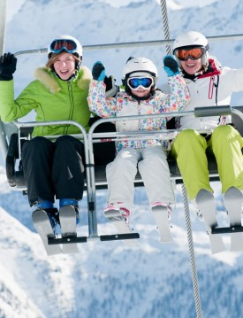 February Weekend Ski Package Deal Austria with Siegi Tours Holidays