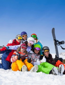 Family Room 17.-23.02.19 February Ski Package Deal Siegi Tours