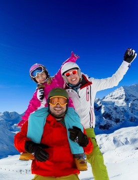 Family Room 24.-02.03.19 February Ski Package Deal Siegi Tours