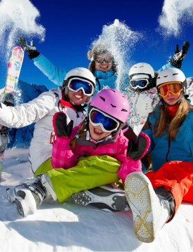 Family Room 10.-16.03.19 March Ski Package Deal Siegi Tours