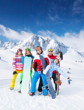 March Weekend Ski Package Deal Austria with Siegi Tours Holidays
