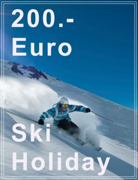 Ski Holiday Money Voucher