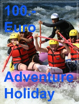 Adventure Holiday Voucher