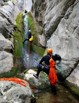 Canyoning Voucher