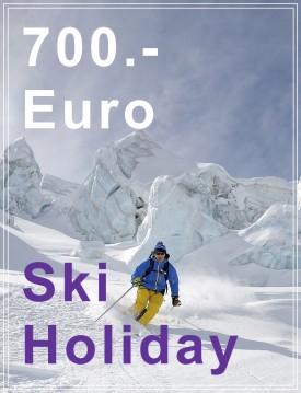 Ski Holiday Money Voucher