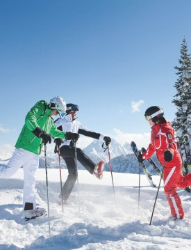 April Weekend Ski Package Deal Austria with Siegi Tours Holidays